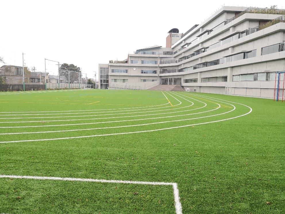 稲花小学校 グラウンド