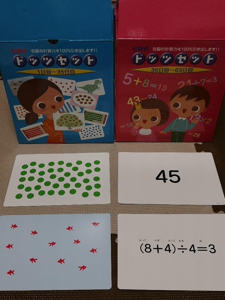 七田ドッツカード