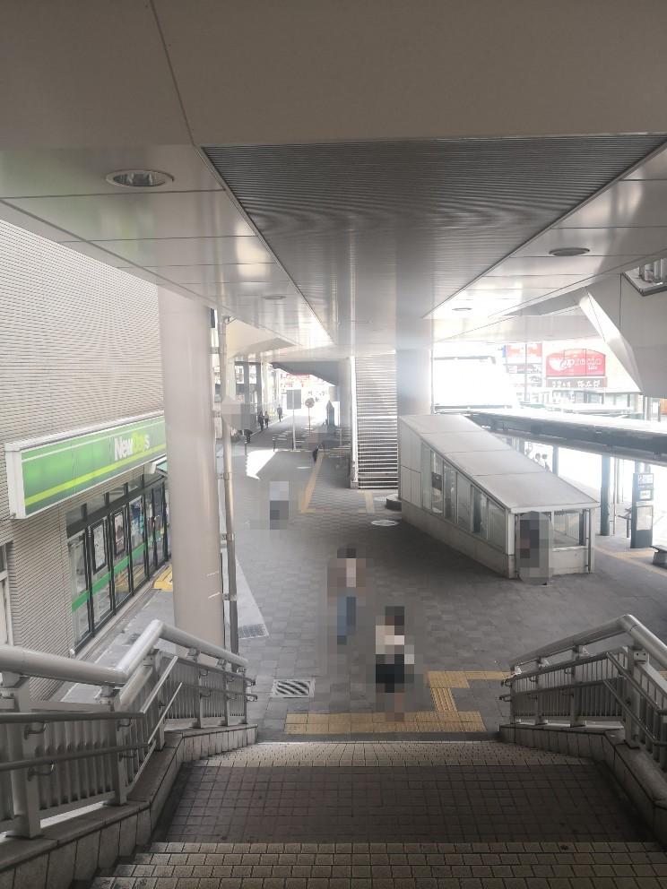 溝ノ口駅南口