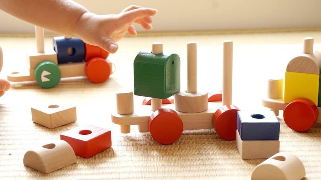 幼児教育 積み木