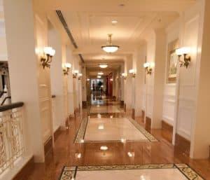 ディズニーホテル内装2