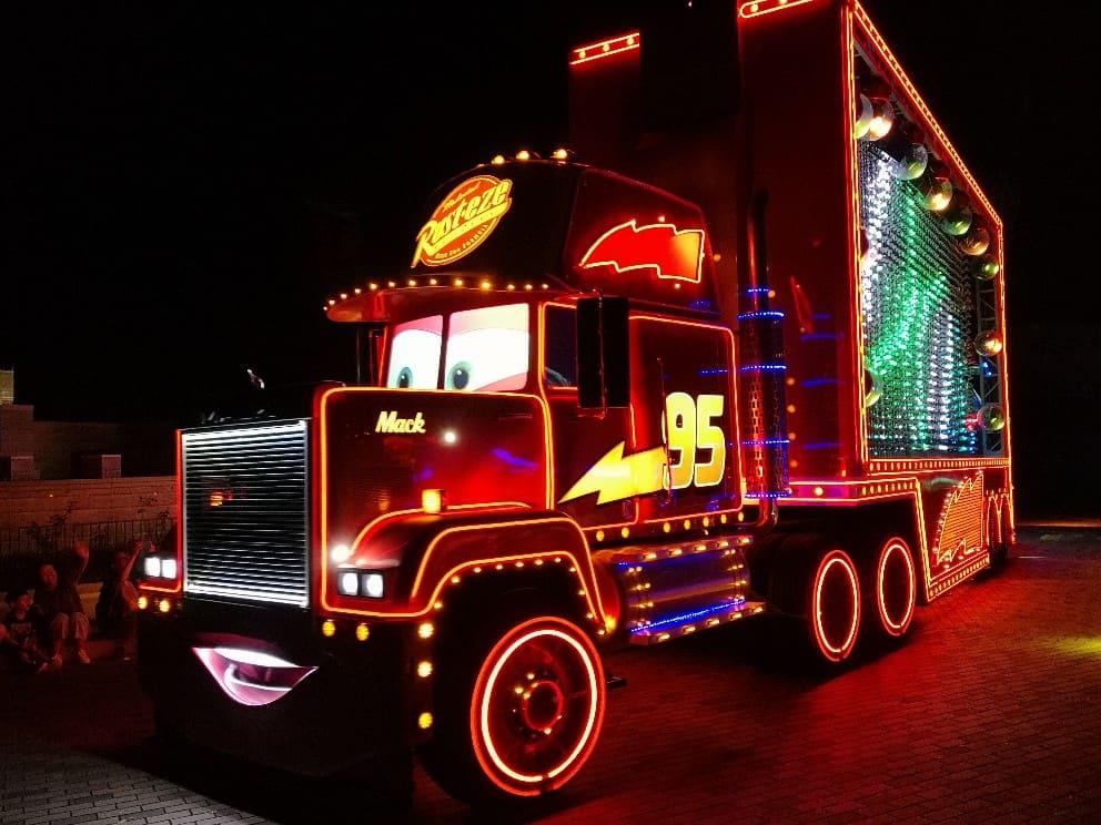 香港ディズニーパレード