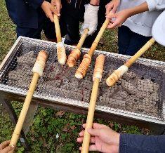 若桐祭 パン作り