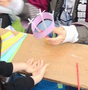 早稲田祭 子供向け
