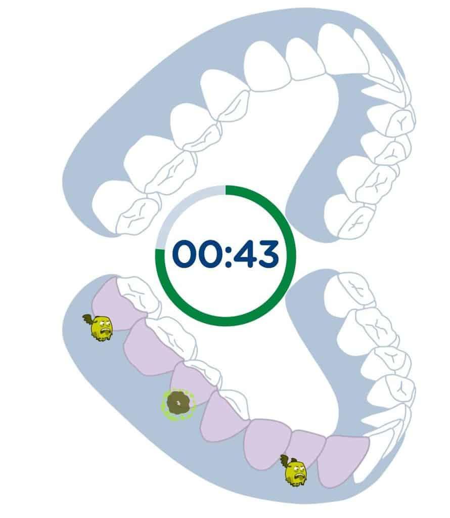 プレイブラッシュ歯磨き