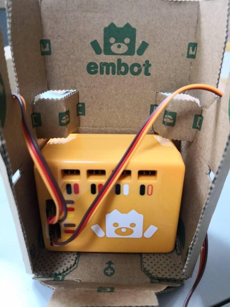 エムボット制作2