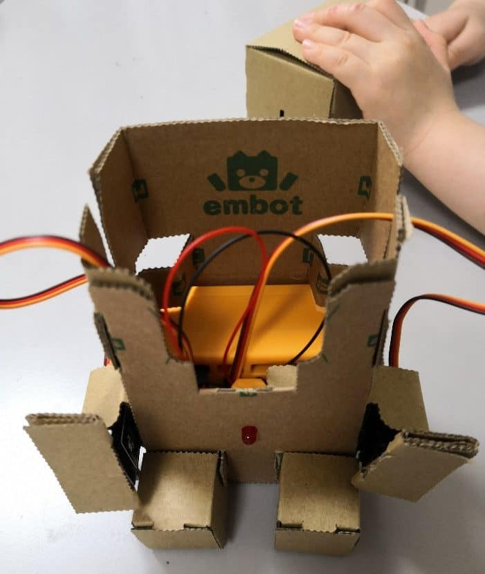 エムボット制作5
