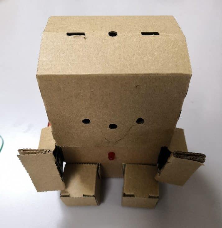 エムボット完成